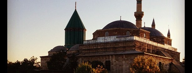 Mevlana Müzesi is one of Turkey Travel Guide.