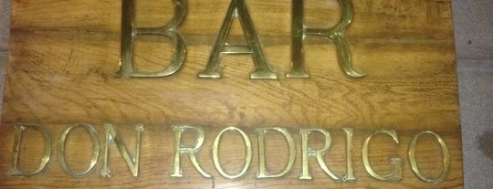 Bar Don Rodrigo is one of Bebestibles.