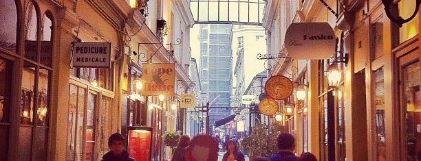 Cour du Commerce Saint-André is one of Passagens de Paris.