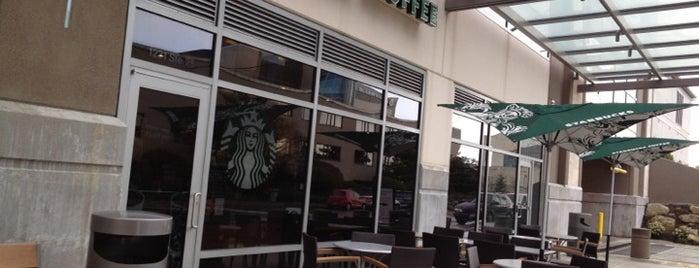 Starbucks is one of Posti che sono piaciuti a Josh.