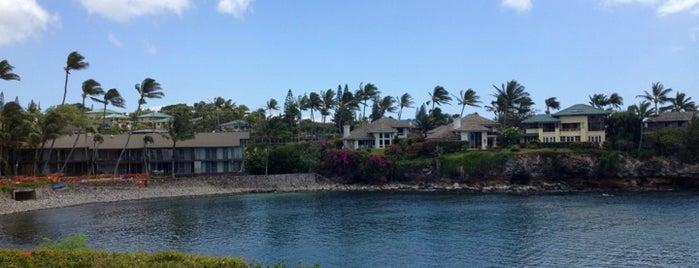 Napili Point, Maui is one of Hawaii.