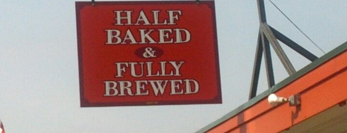 Half Baked & Fully Brewed is one of New England Vacation.