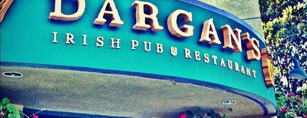 Dargans Irish Pub & Restaurant is one of Orte, die Todd gefallen.
