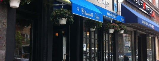 Bluebell Cafe is one of Manhattan Dinner/Drink Spots.