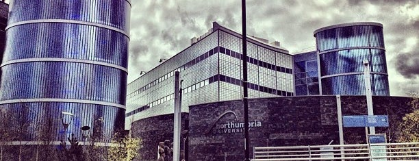 Northumbria University is one of UK14.