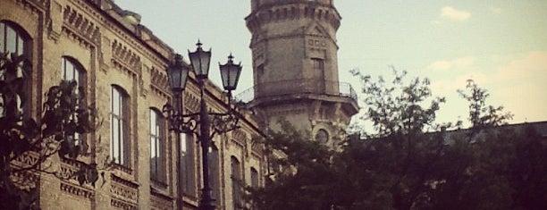Національний технічний університет України «Київський політехнічний інститут» (НТУУ «КПІ») is one of Мой Киев.