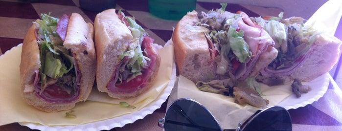 BMH Italian Deli is one of Sandwich Must-Eats.