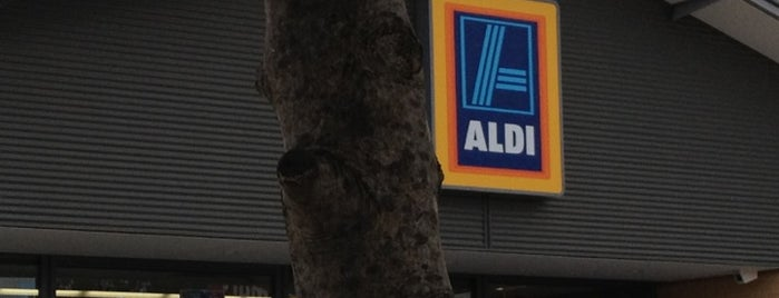 ALDI is one of Hayley's Liked Places.