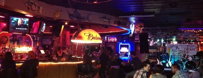 The Dive Bar is one of Live Music #VisitUS.