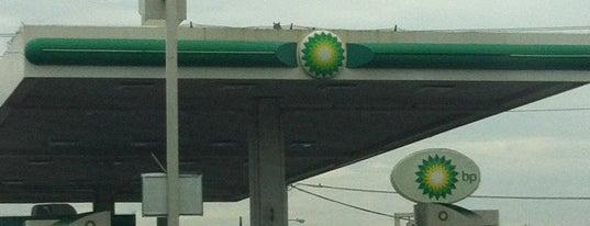 BP is one of Orte, die Dawn gefallen.