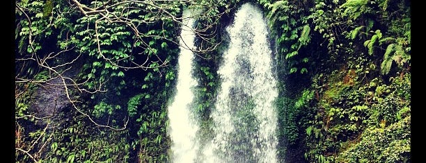 Air Terjun Sindang Gila is one of Must Visit in Lombok, Indonesia.