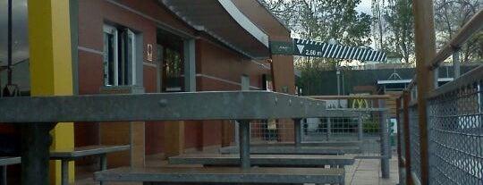 McDonald's is one of スペイン.