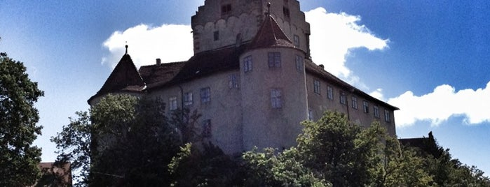 Burg Meersburg is one of Locais curtidos por Babbo.
