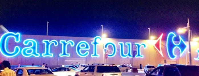 Carrefour is one of สถานที่ที่ Bandder ถูกใจ.