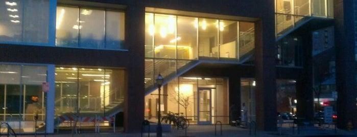 CU Denver Business School is one of Matt : понравившиеся места.