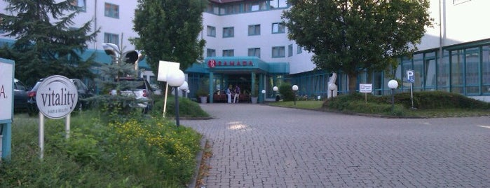 H+ Hotel Stuttgart Herrenberg is one of Hotel.