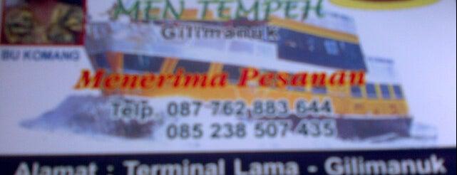 Ayam Betutu Men Tempeh is one of Bali - Locals.