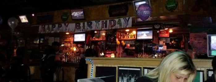 Comiskey Park is one of Bars.