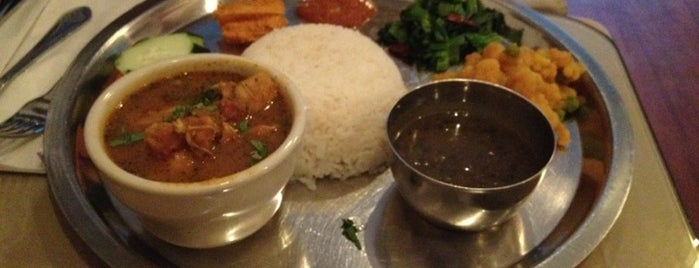 Mustang Thakali Kitchen is one of Interesting Ethnic Food NYC.