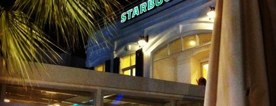 Starbucks is one of Check-in 4.