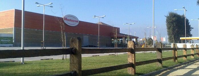 Supermercado Montserrat is one of Rodney : понравившиеся места.