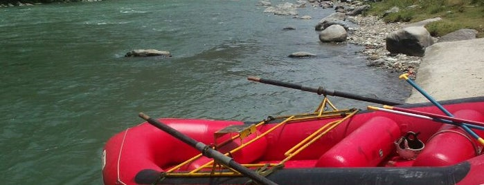 Rafting Counter No.14 is one of India North.