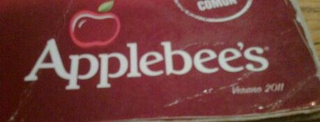 Applebee's is one of Dame de tragar, Bartola!.