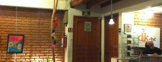 dk ché galería-café is one of Kikita'nın Beğendiği Mekanlar.