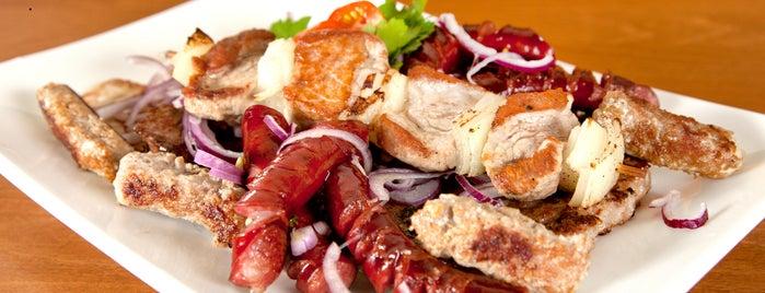 Балкан is one of Бизнес ланчи Киева. Business lunch. Kyiv.