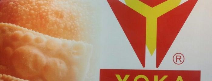 Yoka is one of Liberdade.