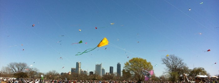 Zilker Park is one of ATX Bucket List.