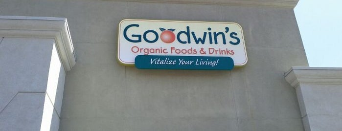 Goodwins Organics is one of Lieux qui ont plu à Kymberly.