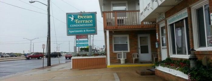Ocean Terrance Hotel is one of Seaside.