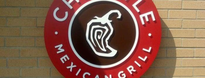 Chipotle Mexican Grill is one of Lieux qui ont plu à Thérèse.