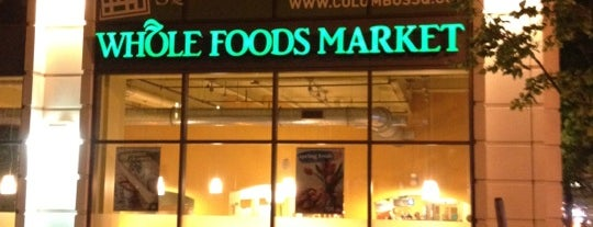 Whole Foods Market is one of Lieux qui ont plu à Will.