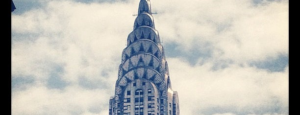 Chrysler Building is one of Art Nerd New York.