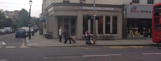 Starbucks is one of Orte, die Anastasia gefallen.