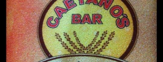 Caetano's Bar - Lugar de Amigos is one of Lugares para ficar bebado em São Paulo.