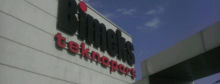 Bimeks Teknoport is one of Pendik.