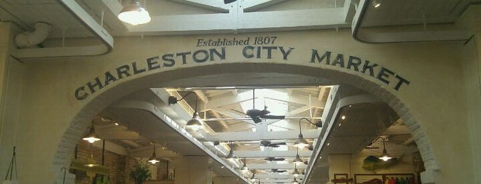 Historic Charleston Foundation Market Street Shop is one of South Carolina.