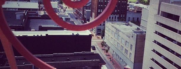 The Peabody Rooftop is one of Memphis Places.
