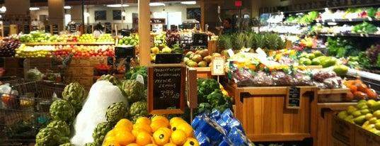 The Fresh Market is one of To Try.