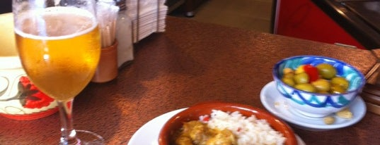 La Taberna De Pepe Moles is one of Nerja.