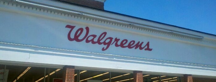 Walgreens is one of Lieux qui ont plu à Jason.