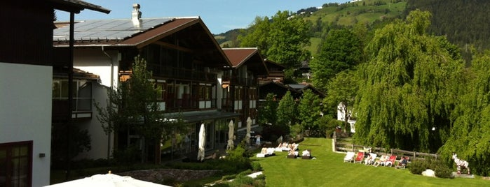Hotel Kitzhof Mountain Design Resort is one of Design Hotels.