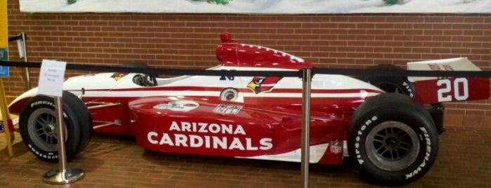 Arizona Cardinals Super Car is one of Super Cars #VisitUS.