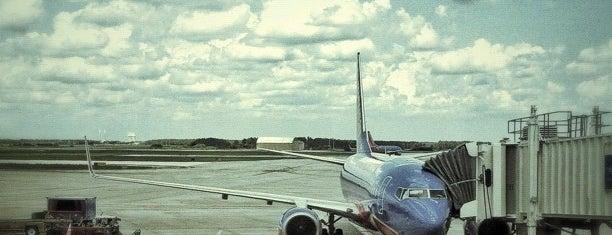 ท่าอากาศยานนานาชาติออร์แลนโด (MCO) is one of AIRPORT.