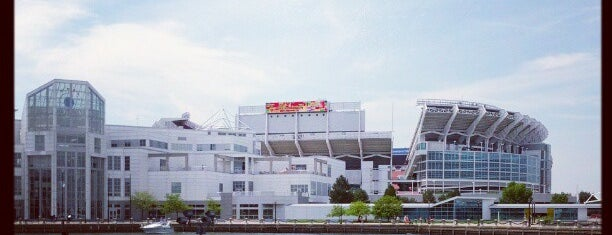 FirstEnergy Stadium is one of Cleveland.