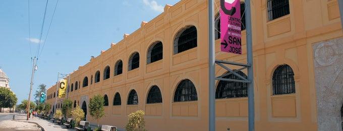 Centro Cultural Antiguos Almacenes De San José is one of erykaceaさんの保存済みスポット.