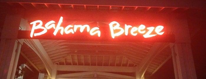 Bahama Breeze is one of Chadwyck'ın Beğendiği Mekanlar.